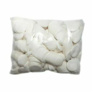 600/1200pcs Lint Free Cosmetic Cotton Wool Pads Face& Make-Up Remover