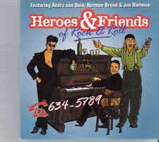 Heroes&Friends-634 5789 cd single