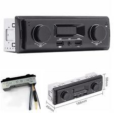 1 Din Auto MP3 Radio Spieler+ Stromkabel MP3 Zufällig 10 Track Up /Down Playback