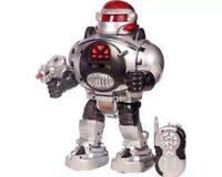 RC Remote Control Radio Controlled Walking Talking Shooting Dancing Robot Toy UK