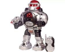 RC telecomando radio controllato walking talking SHOOTING Danza Robot giocattolo UK