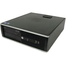 HP 8300 Elite Desktop Computer Core i5-3570 3.4GHz - 4GB - 500GB WiFi Win 10 Pro