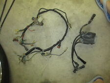 1973 73 74 75 76 Honda cb750 cb 750 sohc wiring harness with coils loom CAFE