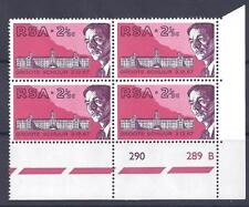 South Africa African Stamp Blocks