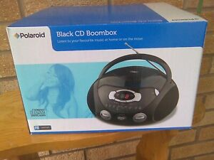 Portable CD Player. NEW Top Loading + FM Radio. Panasonic Boombox. BRAND NEW