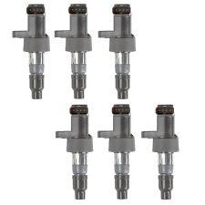 Set of 6 Delphi Direct Ignition Coils for Jaguar S-Type 03-08 X-Type 02-08 V6