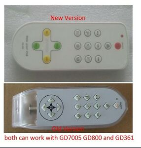 Remote controller Pad for GD-7005 GD7005 GD 7005 GD800 GD361 spa controller