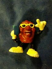 1988 applause California Raisins Figure - boom box radio