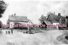 ES 200 - Great Sampford Village, Essex c1923 - 6x4 Photo
