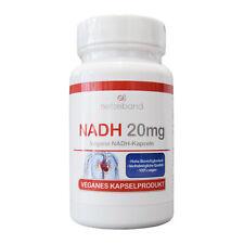 Netzeband NADH 90 vegane Kapseln à 20 mg  Co-Enzym 1