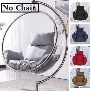 Swing Basket Sofa Cushion Household Indoor Outdoor Cradle Chair Egg Hammock Seat