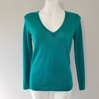 Madewell 100% Merino Wool V-Neck Sweater size small