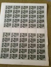 Afrique equatoriale francaise - planche de 50 timbres