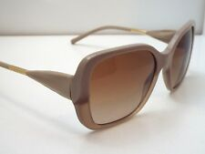 83accf6d62d Authentic BURBERRY BE 4192 3516 13 Beige Fade Brown Gradient Sunglasses  330
