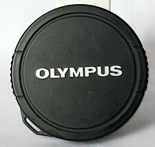 Genuine Olympus 55mm push on front cap.