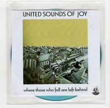 (IC508) United Sounds Of Joy, Where Those Who Fall Are Left Behind - 2017 DJ CD