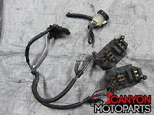 07 08 Yamaha R1 Front Master Cylinder Brake Lines Calipers Brakes