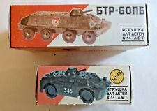 RUSSIAN COLLECTOR SERIES LOT OF 2 AUTHENTIC MILITARY REPROS 6PAM-2 & 6TP-60N6