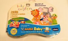 Baby Einstein Vtech 9-36 Months V.Smile Baby World of Discoveries New Old Stock
