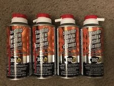 4 Cans BG Throttle Body & Intake Cleaner 4068CC 5 oz. Will Ship ASAP