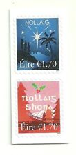 Ireland 2019 - Christmas self-adhesive pair MNH