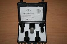 black Felgen Rad Satz Sicherung ori Mercedes Benz Radsicherung schwarz viele PKW