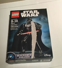 Lego Star Wars Darth Vader 2018 (75534). Open Box.