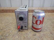 Tektronix 7D13 Digital Multimeter Plugin DC Current Resistance Volts