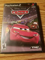 Playstation 2 Cars PLAYSTATION 2 PS2 Action / Adventure (Video Game)