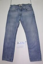 Levi's 504 straight (Code D116) Taille 44 W30 L34 jeans d'occassion vintage