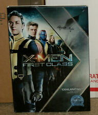 X-Men First Class DVD With Slipcover