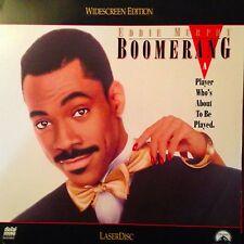 Boomerang / Widescreen  - LASERDISC  Buy 6 for free shipping