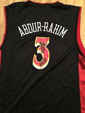 Shareef Abdur-Rahim Atlanta Hawks Vintage Reebok NBA Jersey