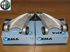 ALFA ROMEO 147, 156, GT FRONT WISHBONE SUSPENSION UPPER CONTROL ARMS (L & R)