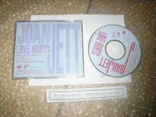 CD Rock Joan Jett - Love Hurts (2 Song) Promo EPIC / BLACKHEART REC