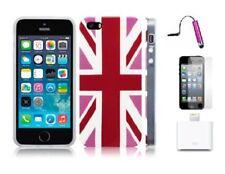 Étuis, housses et coques rose graphique iPhone 5 pour téléphone mobile et assistant personnel (PDA)