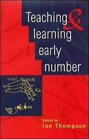 Teaching and Learning Early Number by Open University Press (Paperback, 1997)