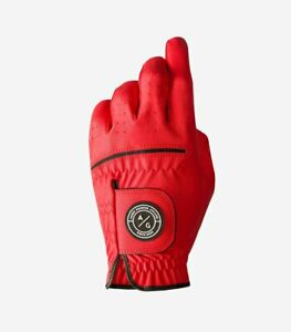 Asher New 2.0 Chuck Golf Synthetic Leather Gloves Mens Ladies  Masters BM  Golf