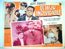 ¡ONLY AVAILABLE 24h.!/ El maestro/Aldo Fabrizi/1957/OPTIONAL SET/55018/1 MEXICAN