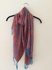 Winter Long Scarf Ladies Women Elegant Pashmina Colorful Shawl Wrap