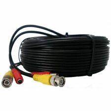 40M CCTV Home DVR Camera Recorder Video BNC Cable DC Power Security Surveillance