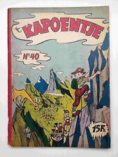 Kapoentje album 040 1959 Ridder Reinhart