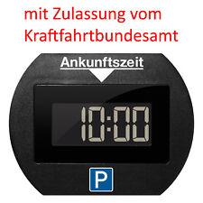 PARK LITE elektronische Parktscheibe - Needit 1412 mit Zulassung - schwarz