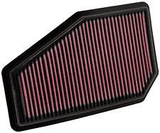 K&N Filtre à Air Pour Honda Civic 2.0 Type R Fn2 2007-2010 33-2948