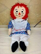 """Applause Raggedy Ann 36"""" Doll"""