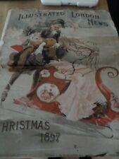 ILLUSTRATED LONDON NEWS CHRISTMAS 1897