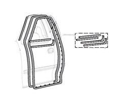 1997 - 2003 Ford F-150 Pickup Truck Door & Window Rubber Seal Sweep Beltline kit