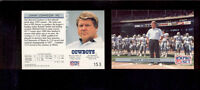 1992 Pro Set JIMMY JOHNSON Dallas Cowboys Card Mint