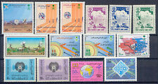 Saudi Arabien - LOT 14 Werte ** MNH