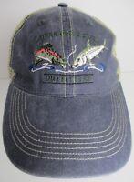 new concept e3e6e 74f6e Cattaraugus Creek Hat Cap Fly Fishing Snapback Trucker USA Embroidery  Prefade  g